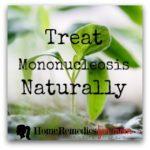 Treat Mononucleosis Naturally
